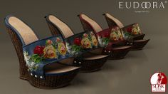 Eudora 3D Vintage Set Limited Edition Gamma Wedges | Flickr - Photo Sharing!