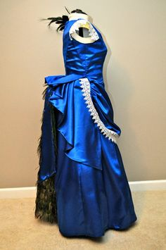 Victorian Peacock