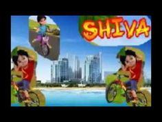 সেবা একটি জনপ্রিয় কার্টুন । SHIVA cartoon in hindi excellent animation m...