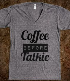 True statement! I have a couple of friends that I might just have to get this shirt for!! LOL