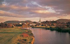 Ross on Wye, where my mother grew up.