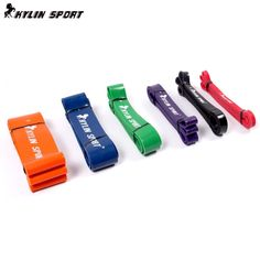 89.82$  Watch here - http://aij83.worlditems.win/all/product.php?id=32272446500 - Free Shipping Nature Pure Latex Resistance bands in 6 size fitness power training strength bands