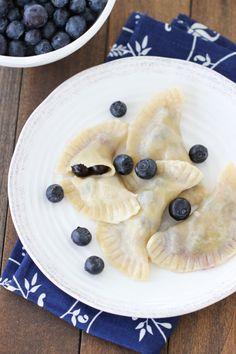 Blueberry VarenikiReally nice recipes. Every hour.Show me what  Mein Blog: Alles rund um die Themen Genuss & Geschmack  Kochen Backen Braten Vorspeisen Hauptgerichte und Desserts