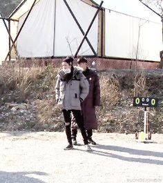 Sehun boasting about his amazing soccer skills | LINE TV - SurpLINEs EXO