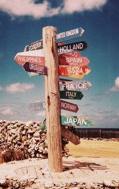 Street Signs 2 | Travel