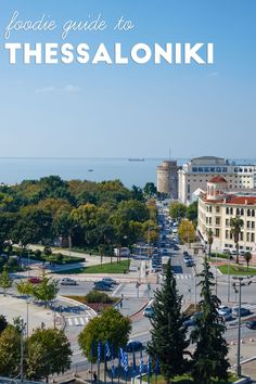 Wondering where to eat in Thessaloniki: I've got 11 mouthwatering suggestions on restaurants and patisseries you should check out! Greece Itinerary, Greece Travel, Greece Trip, Mykonos, Lonely Planet, Greece With Kids, City Break, Greek Islands, Foodie Travel
