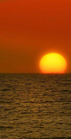 Amazing Sunset #AmazingPictures