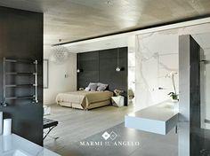 Contáctanos 7586 - 8588 | 7586 - 8589 info@marmolesdeme... #bedroom #mexico #marmi #decoracion #elegancia #interiores #espacio #diseña #style #arquitectura #ambientacion #Design #marble #Dormitorio