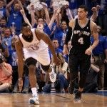 Thunder Handle The Spurs 102-82 In Game 3 (Video)