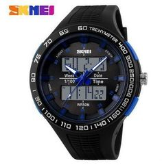 SKMEI Brand Outdoor Sports Watches LED Watch Military Men Sport Digital Quartz Wristwatches