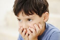Why Kids With Autism May Avoid Eye Contact