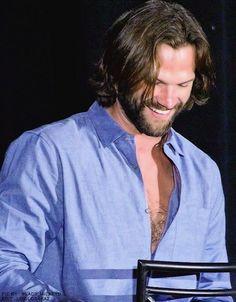 Love that chest hair!