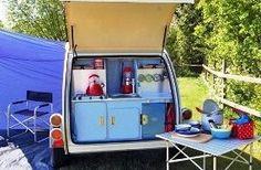 Clever Camper Teardrop Trailer Hire Glamping, Norfolk