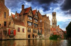 Bruges, Belgium... Seriously one of the most beautiful cities I have been to