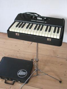 MATRIXSYNTH: Hohner Bass 3 Vintage Analog Keyboard Bass Synthes...