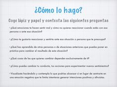 Cómo educar tu cabeza para cambiar tus emociones www.alonsoproject.es