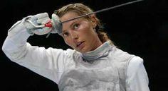 Sylwia Gruchała - Polish Olympic fencer