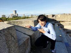 Taishi Nakagawa in Osaka Castle, 11/11/15