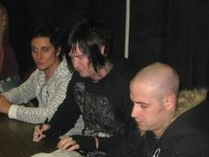Syn, The Rev, Johnny Christ