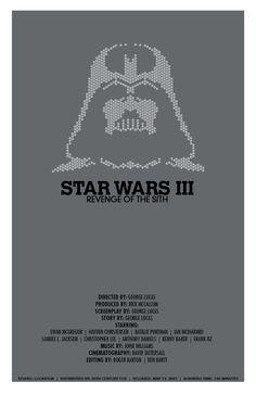 Star Wars New Trilogy Set Created by Christian Petersen / The Geekographe