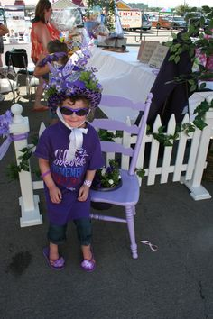 Kayla was diagnosed with AML when she was 4 months old. She just celebrated her 5 year BMT birthday, mom July writes.