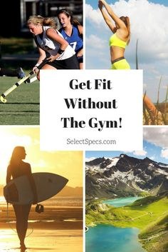 b704c4219d Are you on a health kick this summer  Check out our tips for getting fit