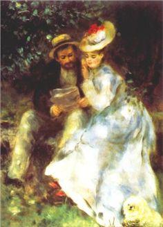 Confidences by Renoir