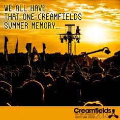 What's yours? #Creamfields2014 pic.twitter.com/41oyDJOcj4