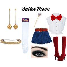 DIY Sailor Moon. Because everyone needs to know how.