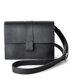 Danielle Foster SS15 Kimberley box shoulder bag