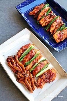 닭가슴살 매운 양념구이 만드는법, 닭가슴살 불고기~~♬ : 네이버 블로그