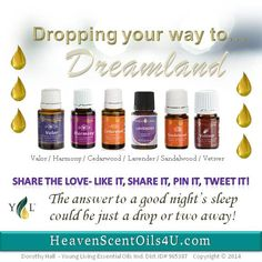 Young Living Essential Oils: Sleep