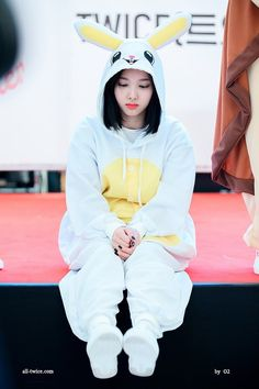 [Nayeon] TWICE @ IFC Yeoudio Fansign with Onesie Very cute and beautiful Awesome dance and sing Have a nice day all Keep support TWICE please ONCE always support TWICE Once and Twice fighting! Kpop Girl Groups, Korean Girl Groups, Kpop Girls, Film Semi, Twice Album, Chaeyoung Twice, Twice Once, Nayeon Twice, Twice Kpop