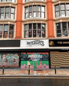 The Northern Quarter Afflecks Palace shopping arcade Manchester England, Sense Of Place, Amazing Adventures, Arcade, Travel Photos, Emo, Palace, Travel Destinations, Grunge