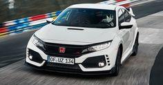 Honda Civic Type R Priced From £30,995 In The UK #Honda #Honda_Civic_Type_R