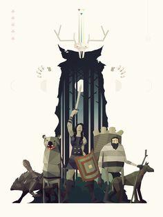 Superbrothers Sword & Sworcery (Swixty Four)