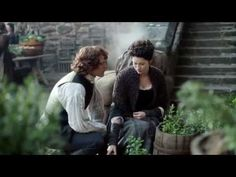 Jamie & Claire Deleted Scene Ep 1a-110 [Outlander] - YouTube  Claire (Caitriona Balfe) is apprehensive about Jamie's (Sam Heughan) errand for the Duke of Sandringham (as she should be) and suggests maybe the Duke should send one of his servants rather than a stable boy. But, as Jamie reminds Claire, he's no mere stable boy – he's a Laird of Lallybroch.