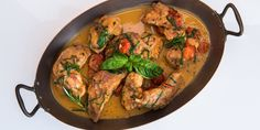 A wonderfully hearty rabbit stew recipe from Italian chef Andrea Migliaccio. Rabbit Dishes, Rabbit Stew, Rabbit Food, Italian Chef, Italian Recipes, Italian Menu, Potato Recipes, Chicken Recipes, Cola Chicken