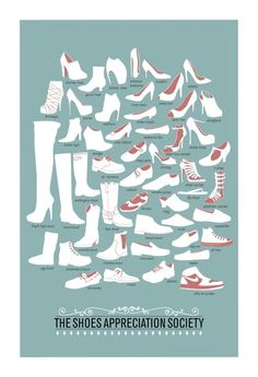 「 The shoes appreciation society 」の画像|C▲T'S EYE G▲LLERI▲|Ameba (アメーバ)