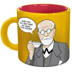 Freudian Sips Mug now featured on Fab.