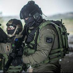 Operators from Israel Defense Forces - #IDF