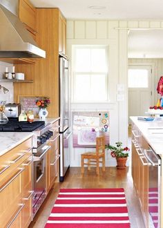 Is It Custom? Or IKEA? A Swedish Architect's Kitchen — Country Home | The Kitchn