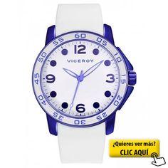 Reloj Viceroy Colors 47706-35 Mujer Blanco #reloj