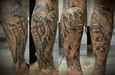 Billedresultat for 3d tattoos pictures