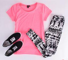 Deb Shops #leggings