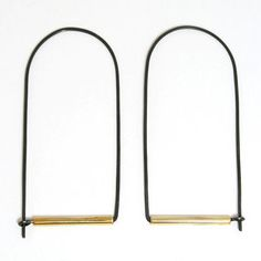 Arches Earrings now featured on Fab.