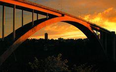 Puente de la amistad, Brasil/Argentina