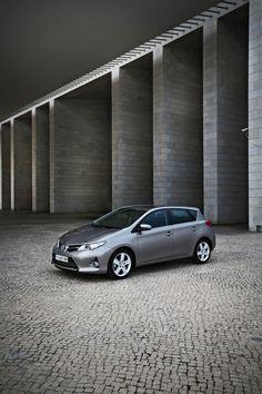 Toyota Auris - 2013 www. Toyota Auris, 2013, Portugal, Cars, Vehicles, Design, Autos, Car, Car