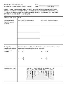 Graph Paper  Cornell Notes Template  Cornell Notes NoteTaking
