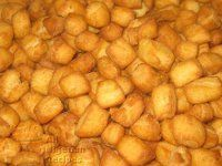 How to make Nigerian Chin Chin - lite and sweet... so delicious, almost like Mini donuts!